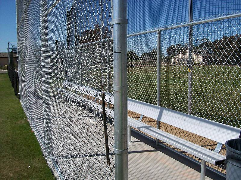 Chain Link Fence Installation C Amp W Construction Specialties